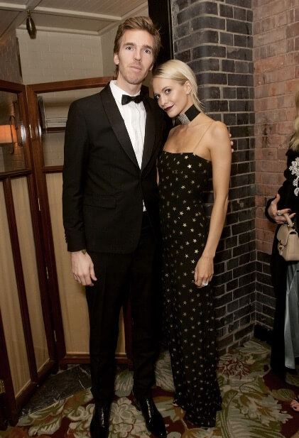 James Cook, Poppy Delevingne