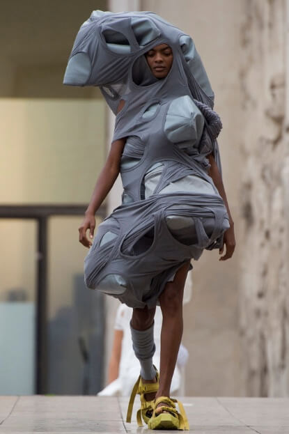 Rick Owens 2018 collection