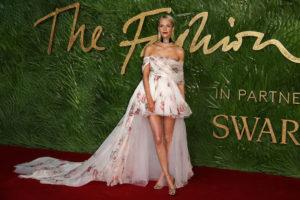 Poppy Delevingne 2017 London Fashion Awards